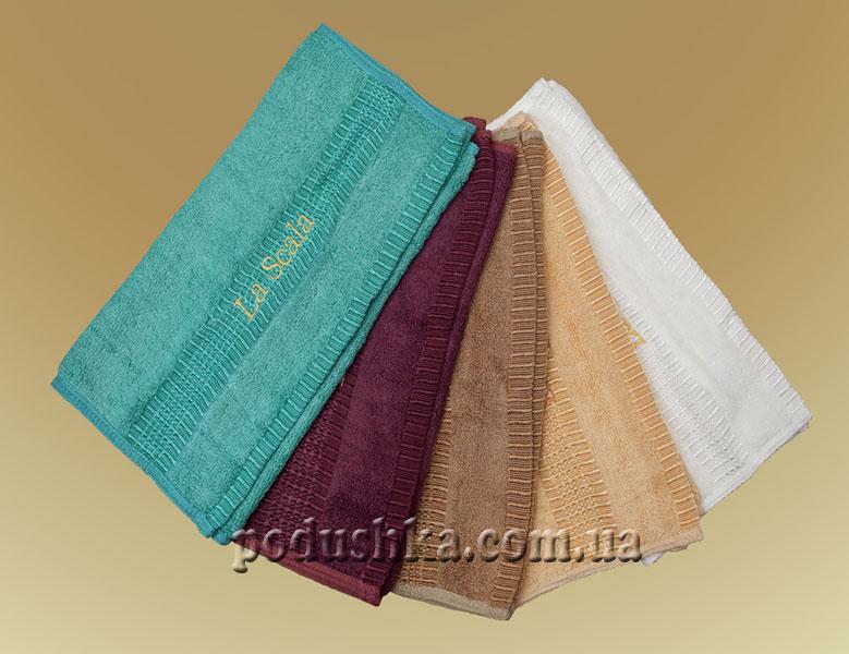 Полотенце гостевое (бамбук)