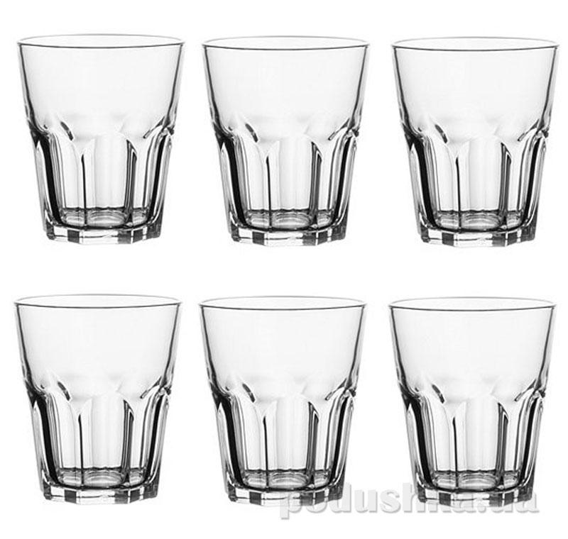 Набор стаканов Luminarc Новая Америка 6х270 мл низкие J2890/1   Luminarc