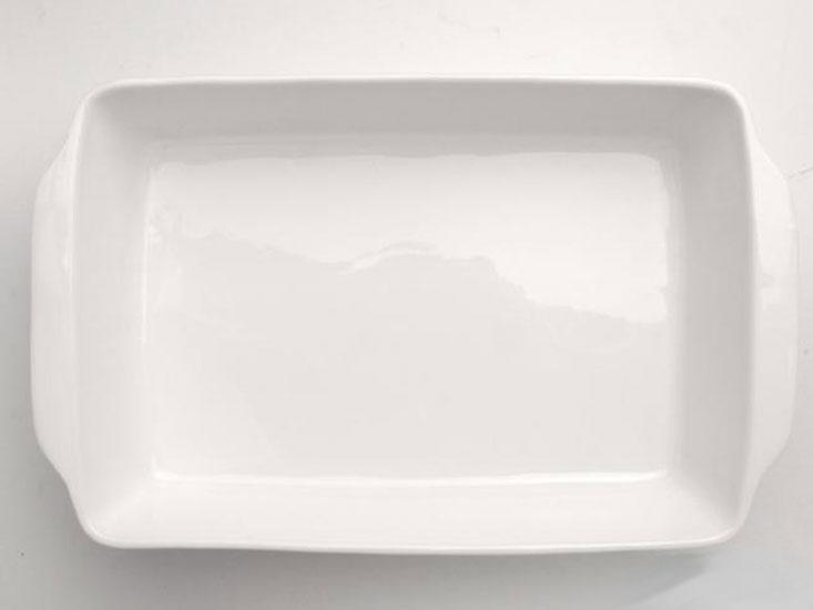 Форма для выпечки прямоугольная 29х18х5 см Фарфор BergHOFF