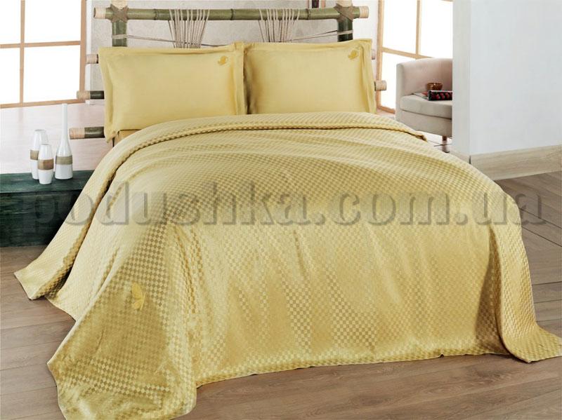 Постельное белье Mariposa Gold square