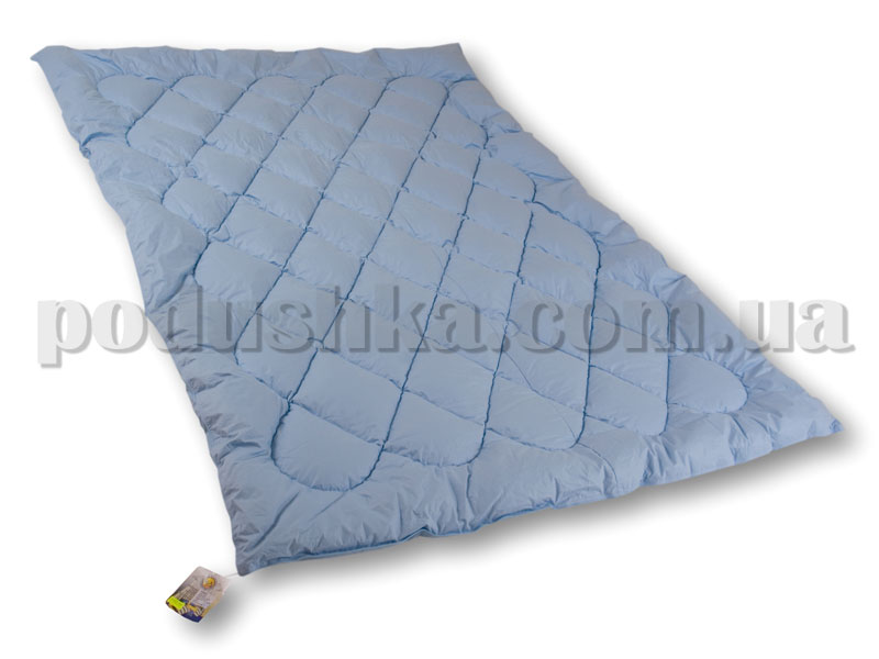 Одеяло пуховое 30% пуха Рипекс