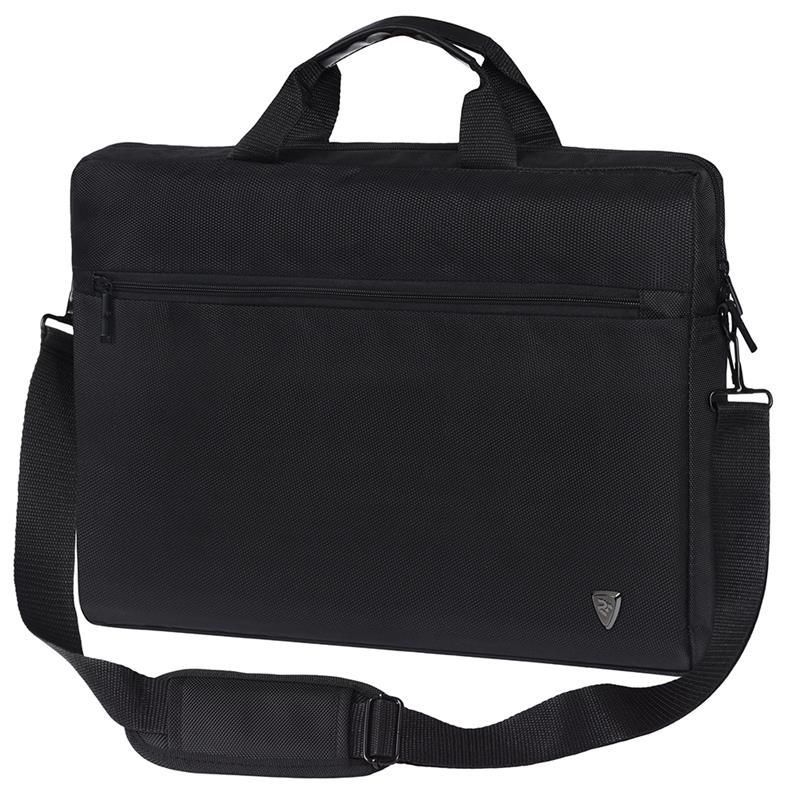Сумка для ноутбука 2E BagsCases 17 2E-CBN317BK черная