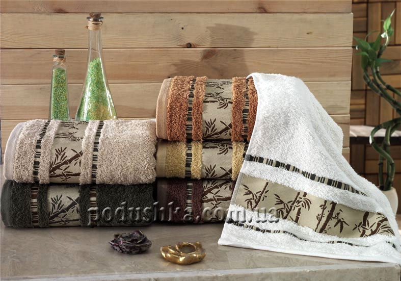 Полотенце бамбуковое, Gestepe