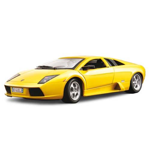 Автомодель - Lamborghini Murcielago (желтый, 1:18)