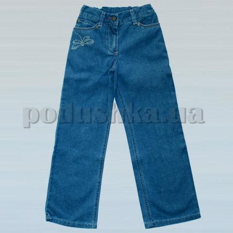 Штанишки тонкие для девочек Бемби ШР116 джинс