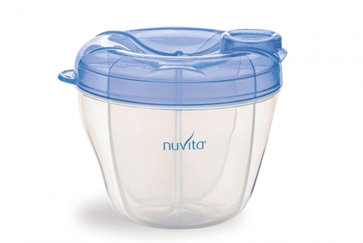 Контейнер для хранения молока Nuvita синий NV1461Green
