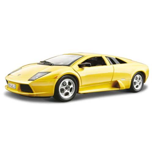 Авто-конструктор - Lamborghini Murcielago (2001), желтый
