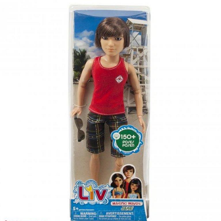 Кукла мальчик Liv Dolls «Jake» 25028-6014667-LD