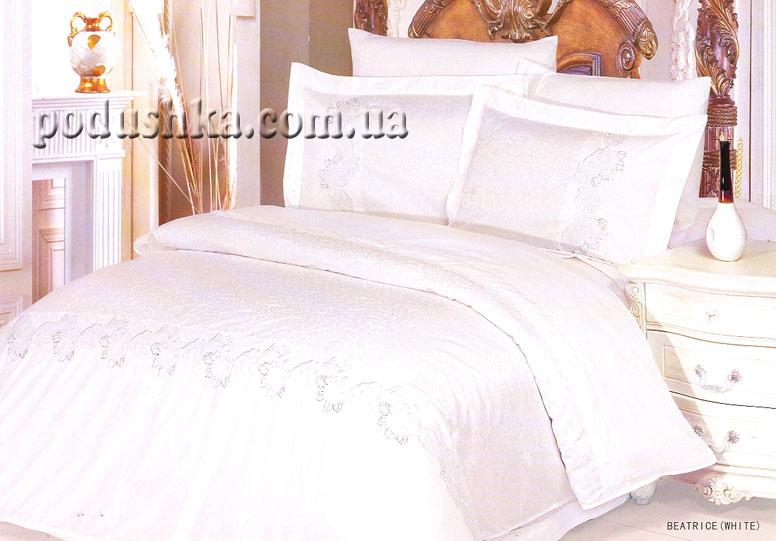 Постельное белье Beatrice-white Le Vele