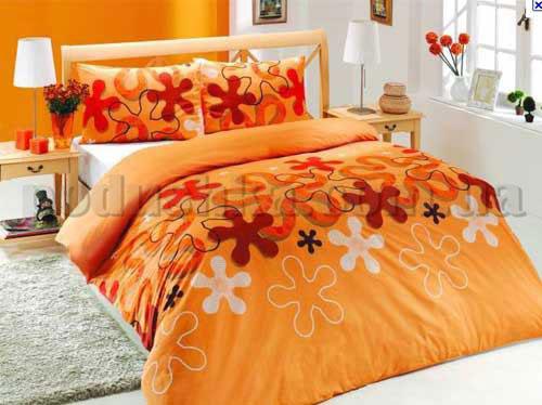 Постельное белье Altinbasak Smart oranj