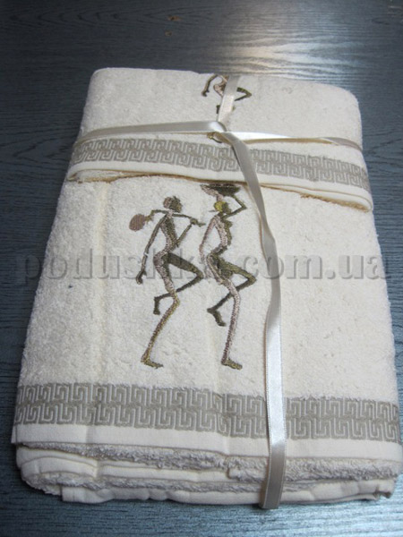 Набор махровых полотенец Mariposa Тени