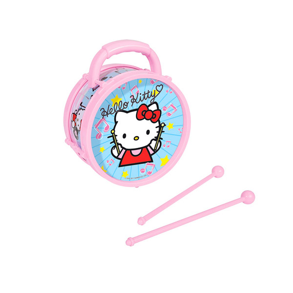 Барабан Hello Kitty