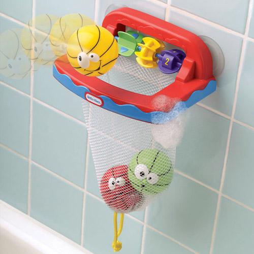 Игровой набор - Баскетбол (для игры в ванне)