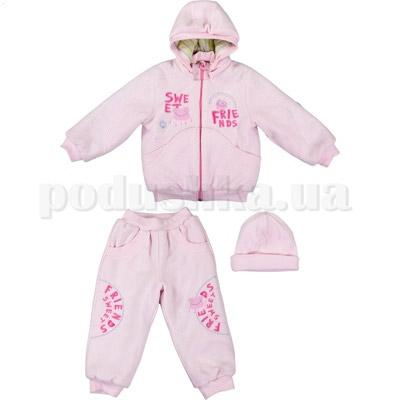 Комплект детский Бемби КП105 шардон-меланж