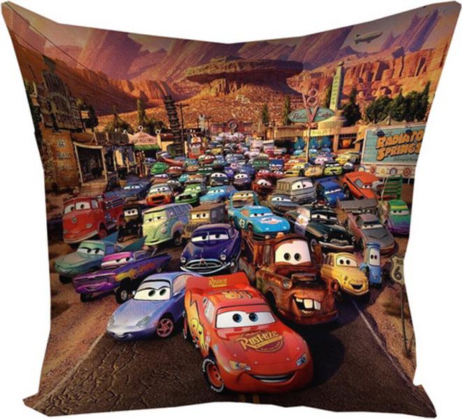 Подушка Машинки