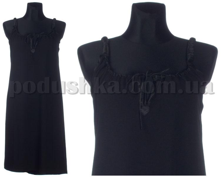 Платье YAYA 080105 BLACK (черное)