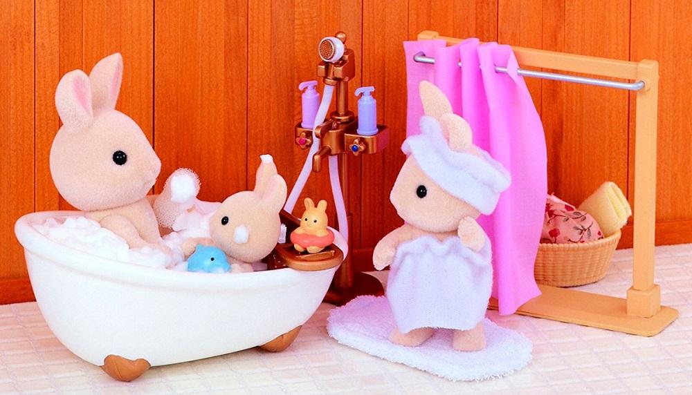 Набор Ванная комната Sylvanian Families 5054131050224