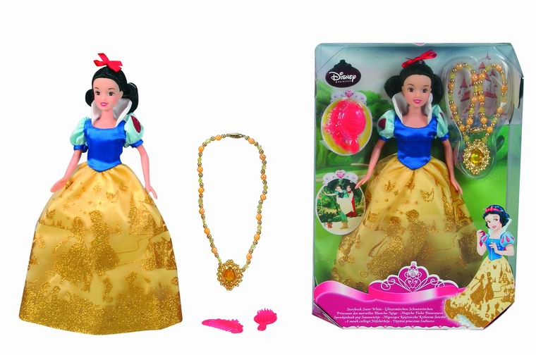 Кукла Белоснежка в сказочном наряде Princess