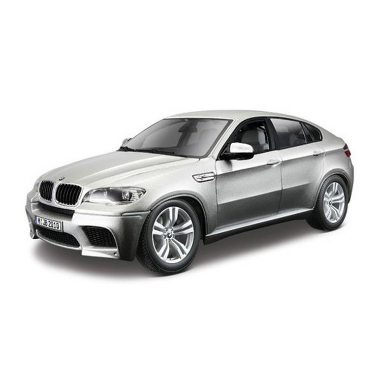 Авто-конструктор BMW X6M Bburago 18-15054