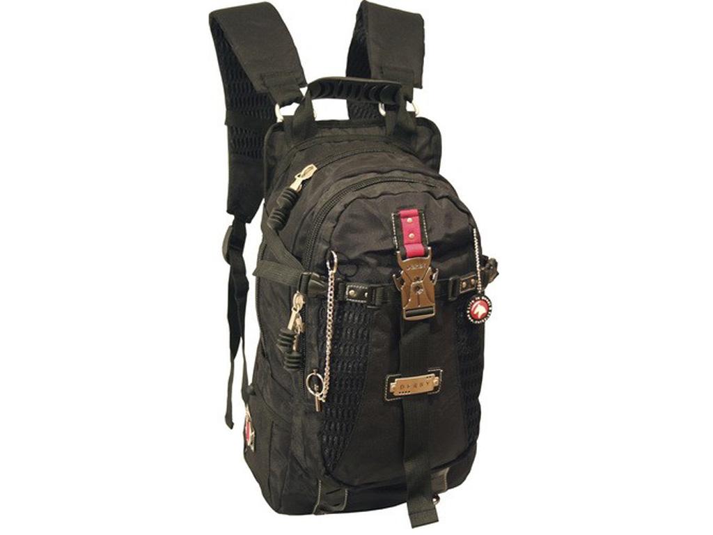 Молодежный рюкзак Derby 0170653,00 черный
