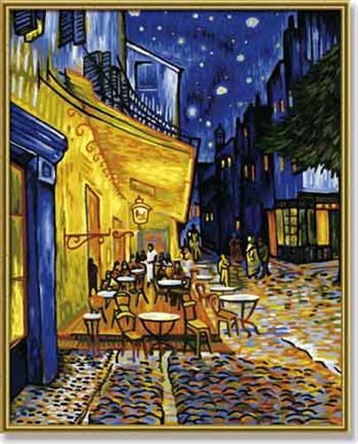 Художественный творческий набор Кафе на террасе Ван Гог