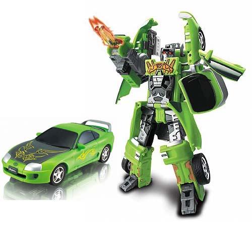 Робот-трансформер - TOYOTA SUPRA (1:32)   Roadbot