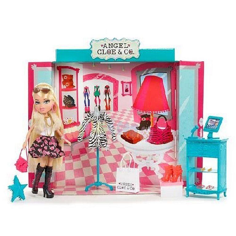 Набор с куклой Bratz серии Модный бутик 515616
