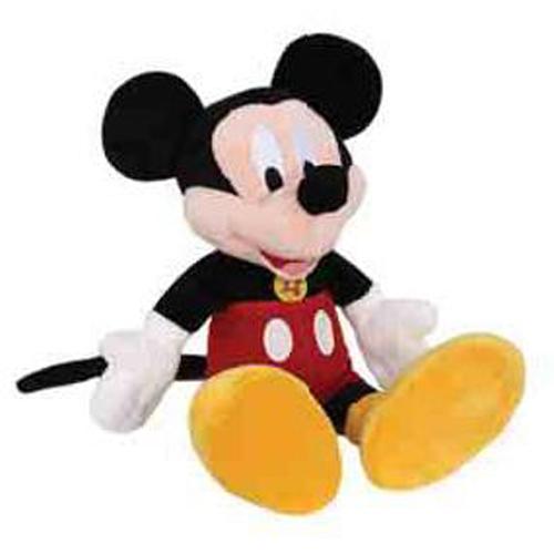 Мягкая игрушка - Мышка (муз., 20 см)