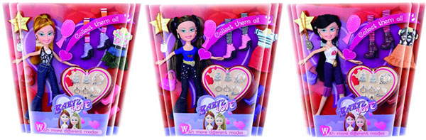 Кукла Babyz Love
