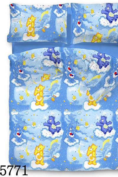 Постельное белье Вилюта 5771 Blue