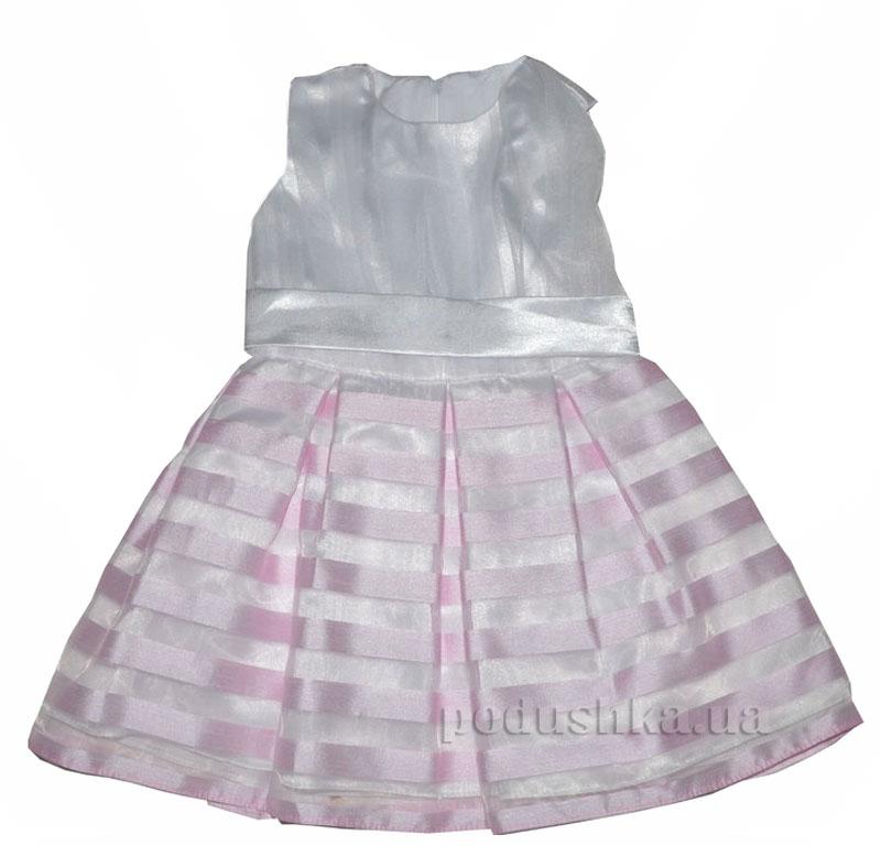 Платье для девочки Принцесса Деньчик 7075 92  Деньчик