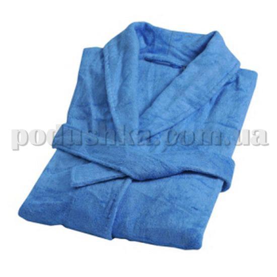 Халат махровый Belle-textile Blue