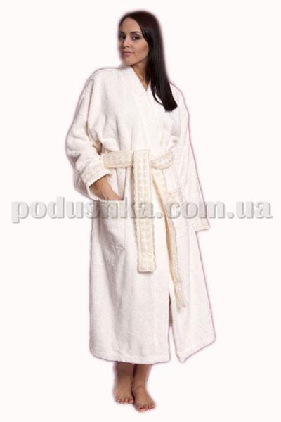 Халат махровый Maisonette Safir dream kimono