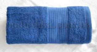 Полотенце махровое Belle-Textile LX316 темно-синее
