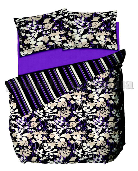 Постельное белье Le Vele Kallisto purple