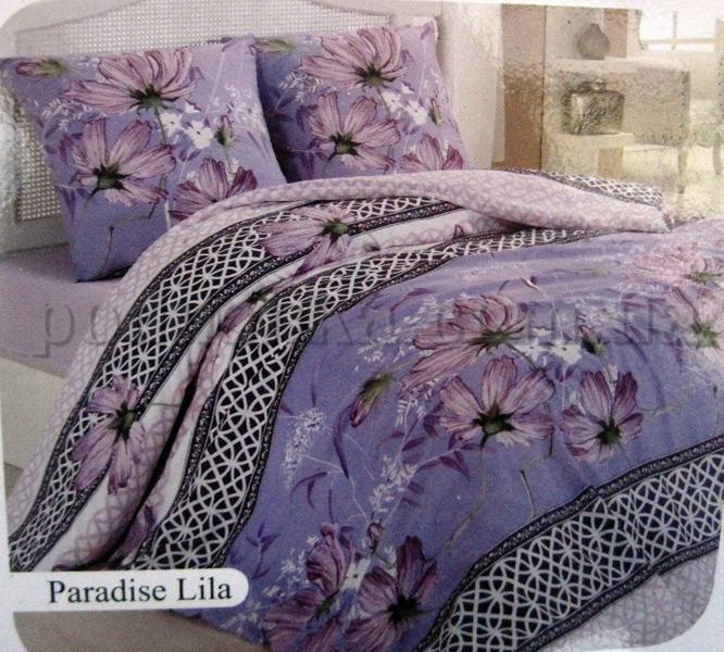 Постельное белье First choice Paradise Lila