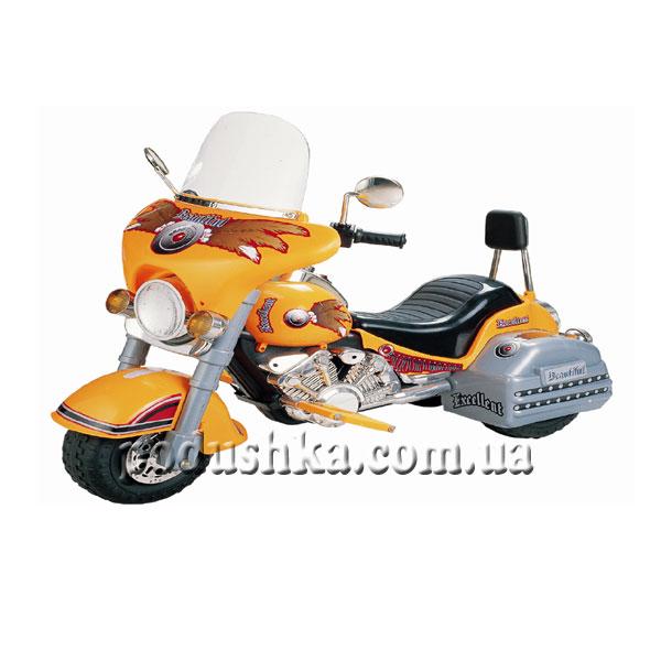 Трицикл Xiamen, цвет оранжевый, A10A-XM