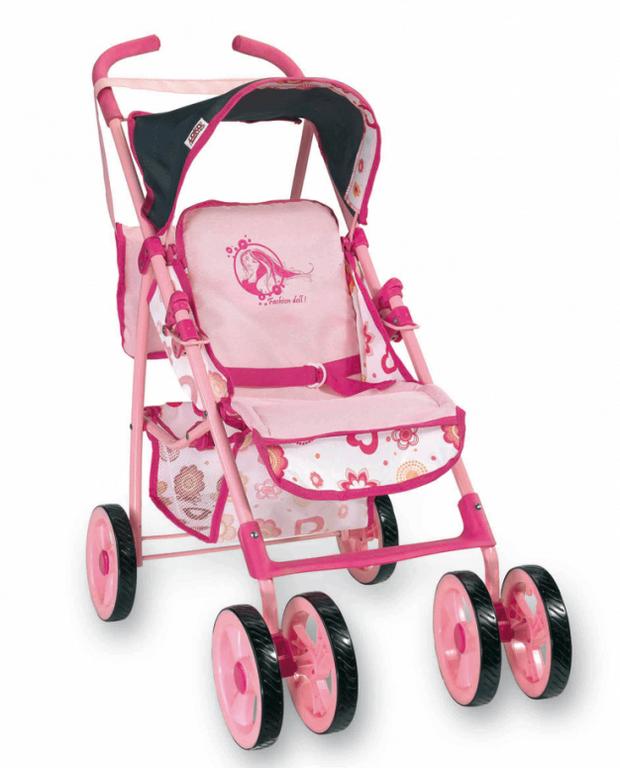 Коляска летняя Loko Toys Fashion 97042 28х55х77 см