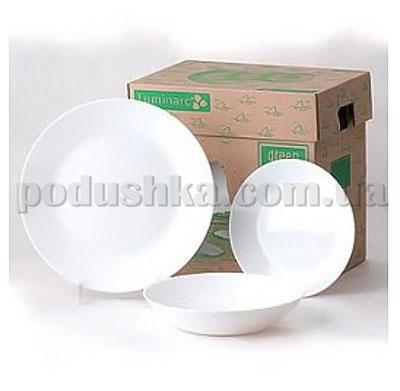 Сервиз Luminarc ANTARTIC white 18 предметов