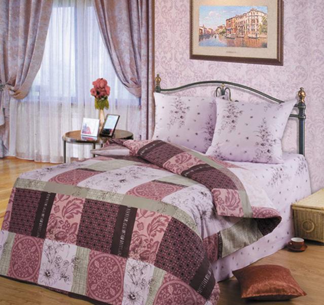 Постельное белье Романтика Альпия