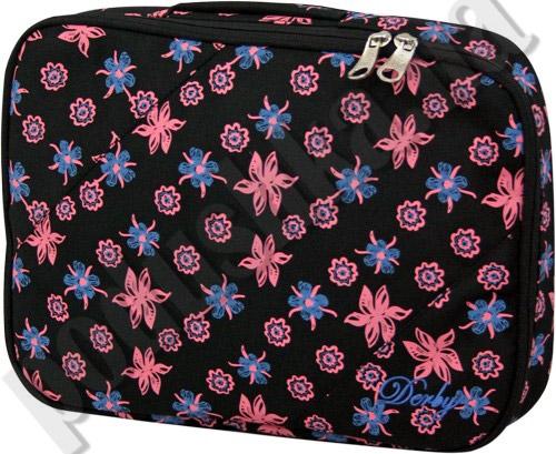 Чехол для ноутбука Derby 0680246 с цветочным орнаментом