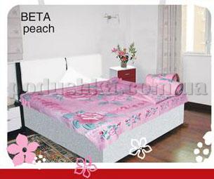 Простынь махровая Le Vele Beta Peach