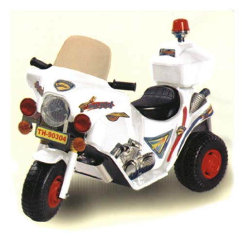 Мотоцикл - BULLET (белый)