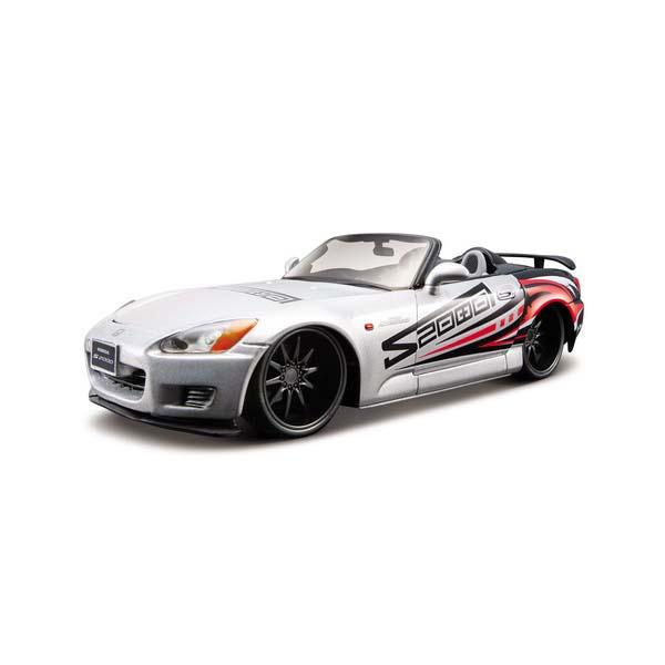 Автомодель - Honda S2000 (ассорти белый, пурпурный, 1:24)