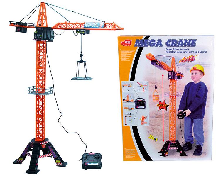 Мега-кран Cranes