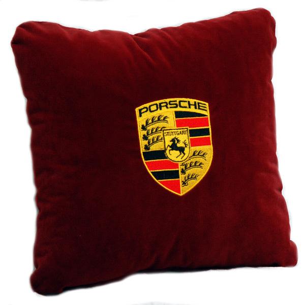 Подушка Porsche