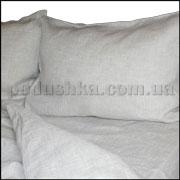 Комплект детского постельного белья из небеленного льна  КПБ-1