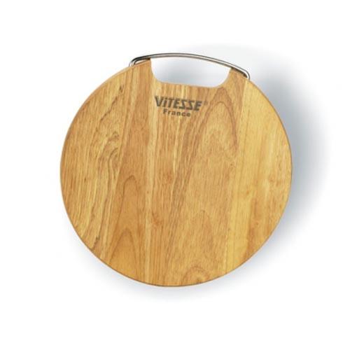 Разделочная доска из каучукового дерева Vitesse VS-1345 (Tess)