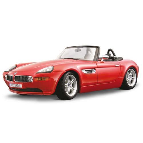 Авто-конструктор - BMW Z8 (2000) (красный, 1:18)