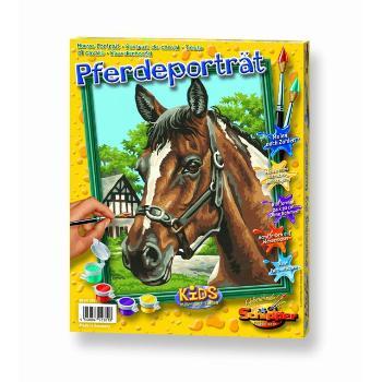 Художественный творческий набор Лошадь